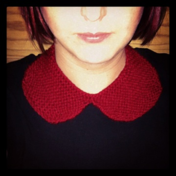 Peter Pan Collar
